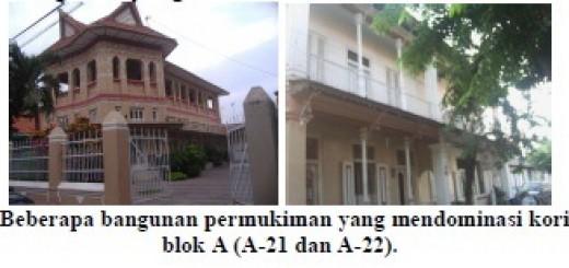 Bangunan Kuno Gresik Trip Pelestarian Kampung Kemasan Kota Kabupaten Kab