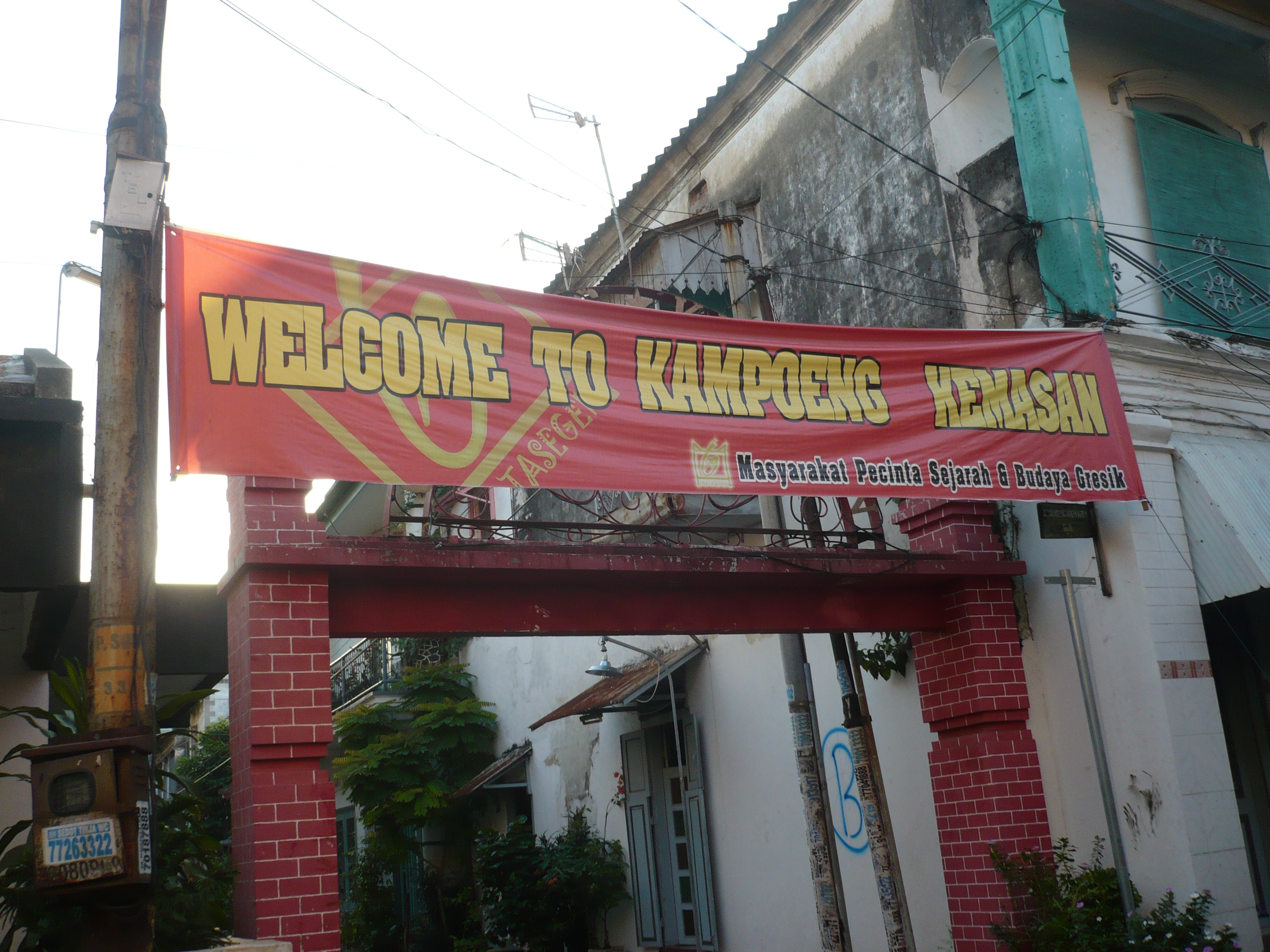 Kampung Kemasan 14deny Pusat Perdagangan Industri Gresik Mengalami Perubahan Fungsi