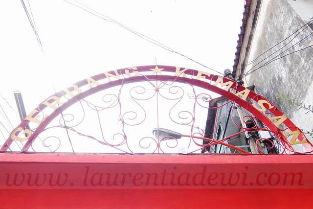 Kampung Kemasan Gresik Istimewa Laurentia Dewi Sebelum Akhirnya Ngeh Inilah