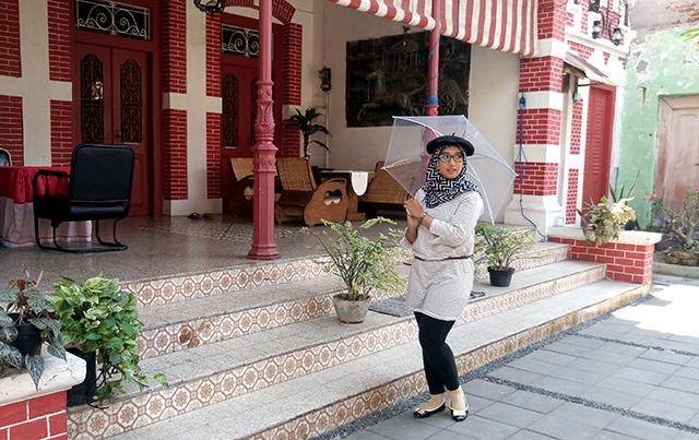 Kampung Kemasan Gresik Secuil Kota Tua Rasa Cokelat Kab