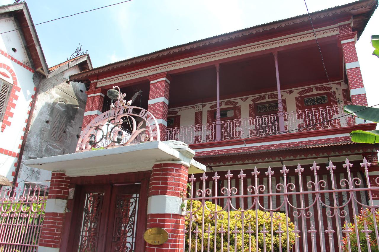 Rekam Jejak Arsitektur Kampung Kemasan News Salah Satu Rupa Rumah