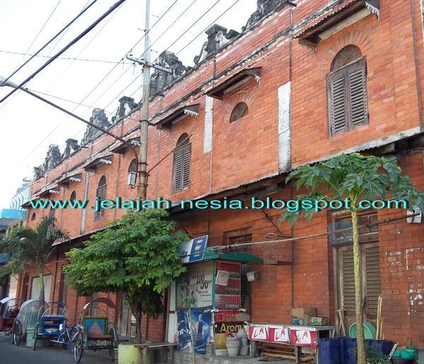 Www Jelajah Nesia Blogspot Indahnya Bangunan Kuno Kampung Sekitar Rumah