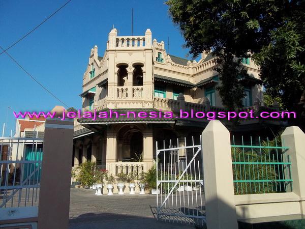 Www Jelajah Nesia Blogspot Indahnya Bangunan Kuno Kampung Sepanjang Jalan