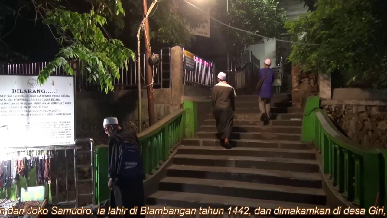 Expidisi Ziarah Wali Songo Makam Sunan Giri Kebomas Kabupaten Gresik