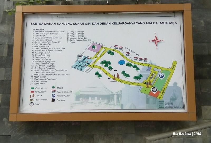 Gresik Liburan Murah Ziarah Makam Sunan Giri Jawa Timur Kab