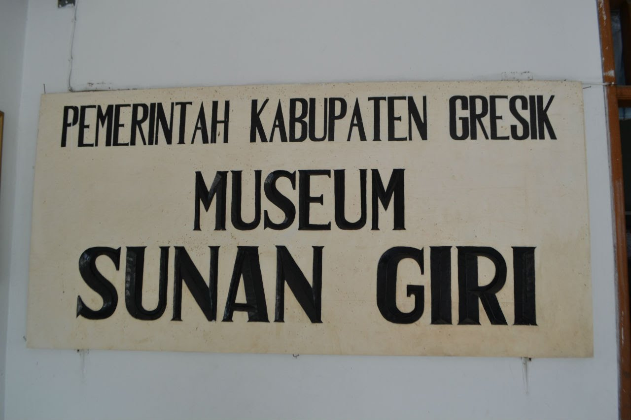 Museum Sunan Giri Gresik Bagian 1 Youtube Makam Kab