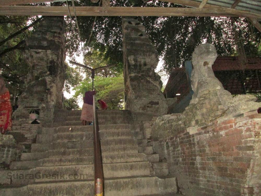 Selamatkan Naga Giri Situs Sejarah Gresik Suara Aq Siap Membantu