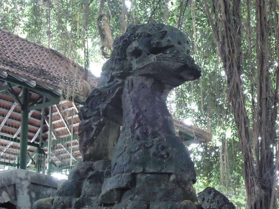 Selamatkan Naga Giri Situs Sejarah Gresik Suara Dibangun Tapi Kurang