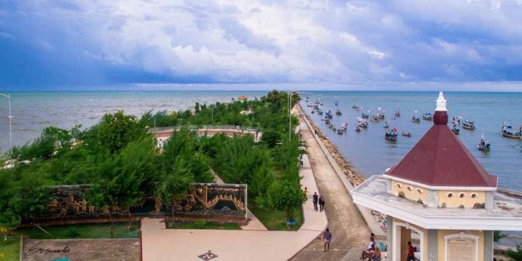 11 Wisata Tuban Kamu Kunjungi Wovgo Kota Pantai Dalegan Kab