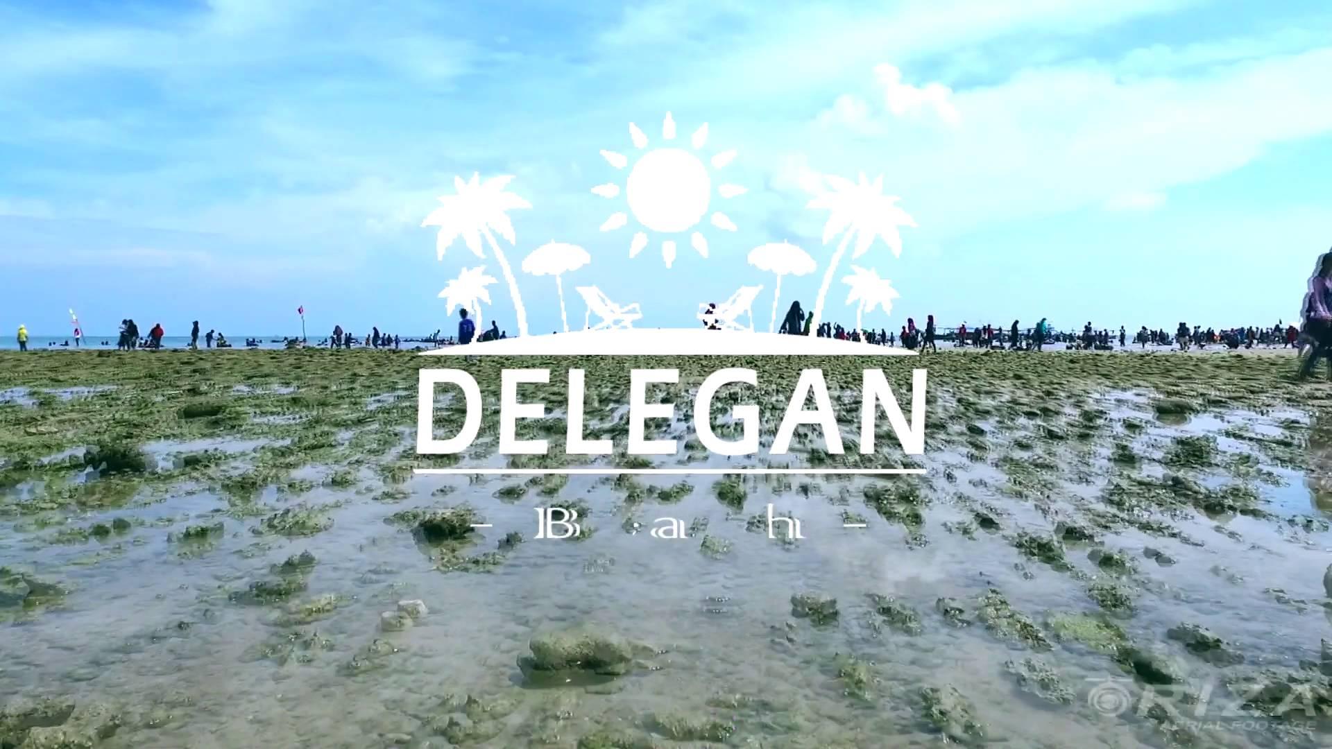 Aerial Video Pantai Delegan Gresik Jawa Timur Youtube Dalegan Kab