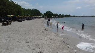 Delegan Beach Pandu Jaya Group Pantai Satu Sekian Lokasi Wisata