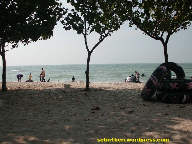 Ngabuburit Pantai Delegan Wisid Gresik Dalegan Kab