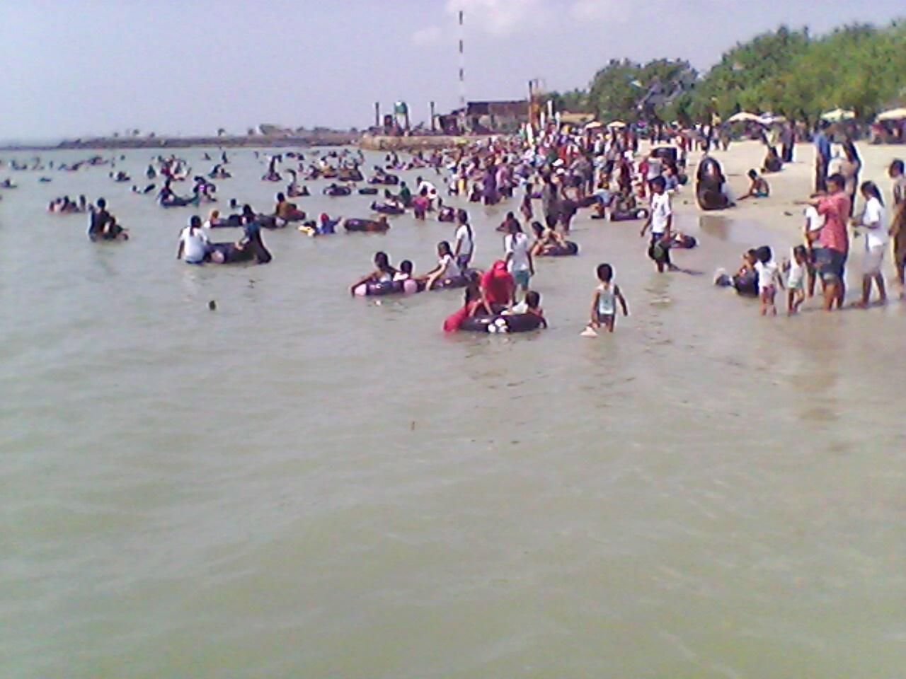 Pantai Delegan Cocok Wisata Suara Gresik Dalegan Kab