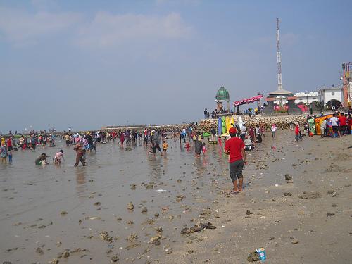 Pantai Delegan Cocok Wisata Suara Gresik Sederetan Terdapat Ditemukan Pasir