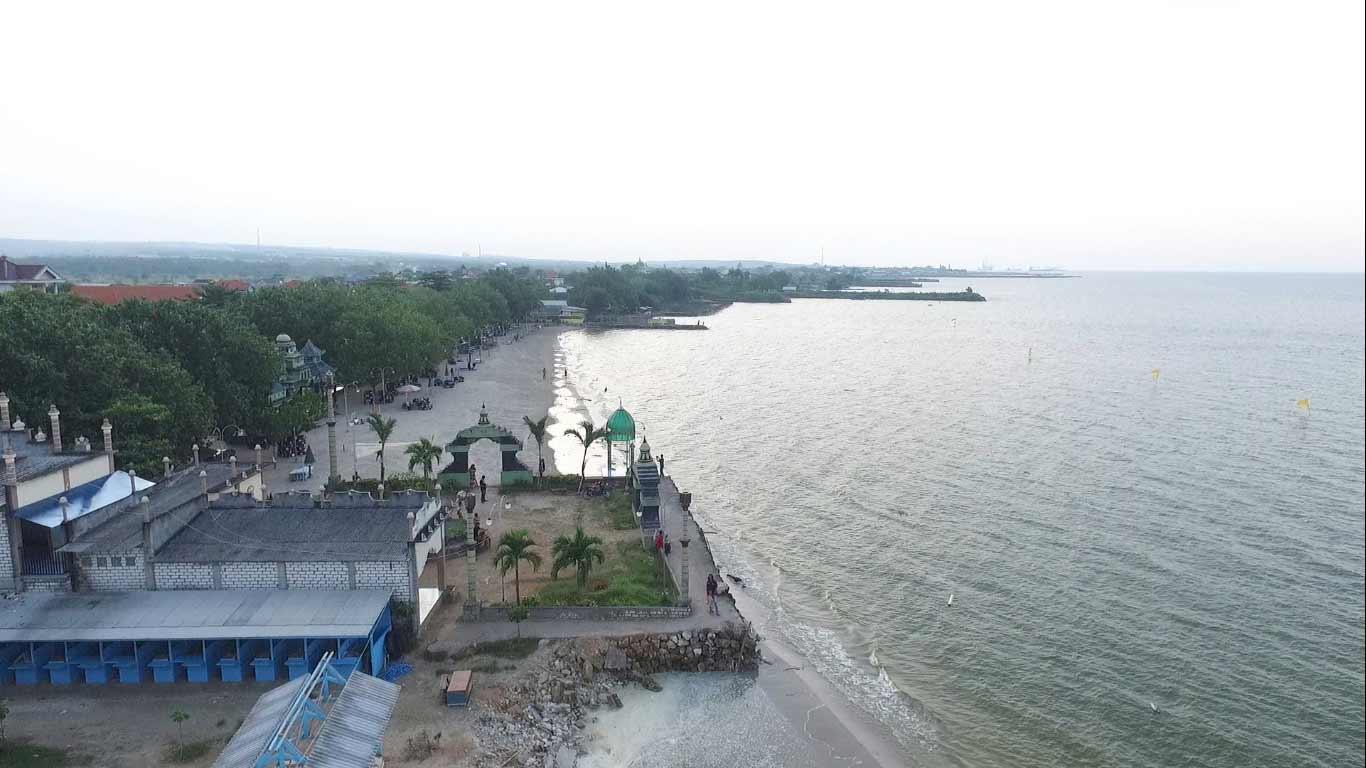 Pantai Delegan Dinas Pariwisata Kebudayaan Kabupaten Gresik Cari Dalegan Kab
