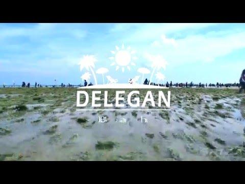 Pantai Delegan Gresik Agsha Aerial Video Jawa Timur Dalegan Kab