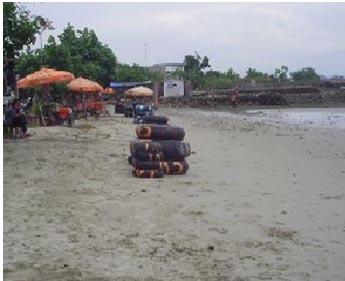 Sejarah Wisata Kota Gresik Jilid Kesatu Delegan Pantai Dalegan Kab
