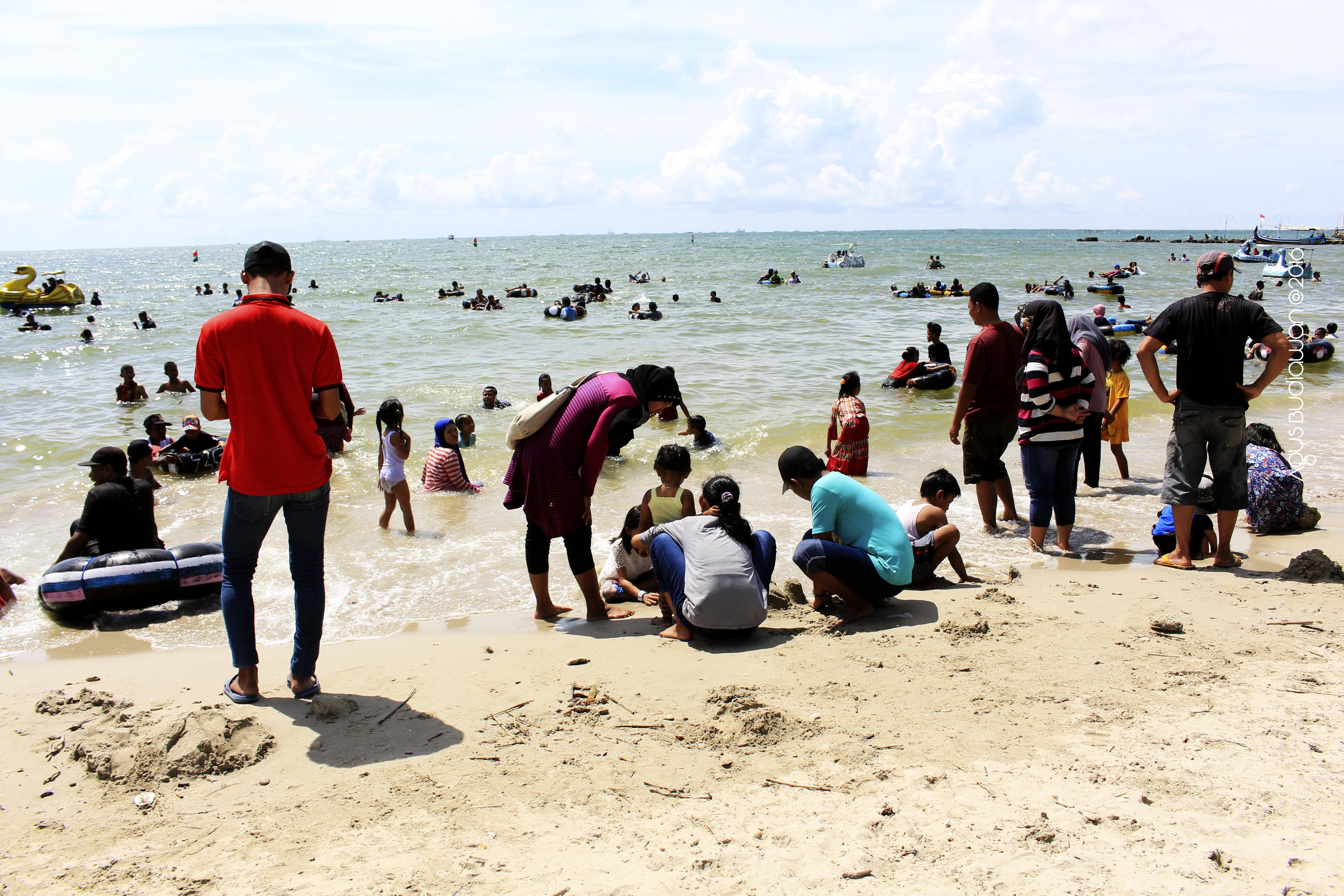 Sepenggal Cerita Tertinggal Pantai Delegan Jarak Lokasi Sekitar 75 Menit