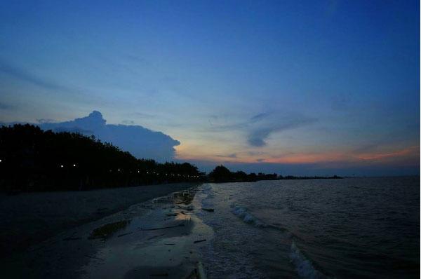 Tempat Wisata Gresik Terbaru 2018 Indah Murah 1 Pantai Delegan