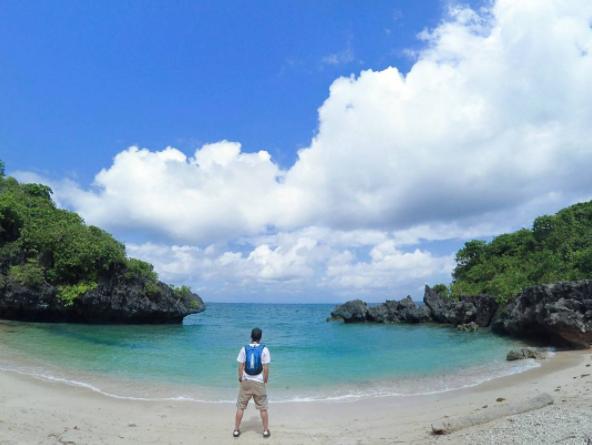 40 Tempat Wisata Gresik Memukau Pengunjung Pulau Bawean Pantai Kuburan