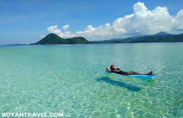 Letak Asal Usul Backpaker Wisata Pulau Bawean Gresik Jatim Pantai