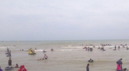 Tempat Wisata Gresik Obyek Rekreasi Pantai Berada Pesisir Utara Pulau