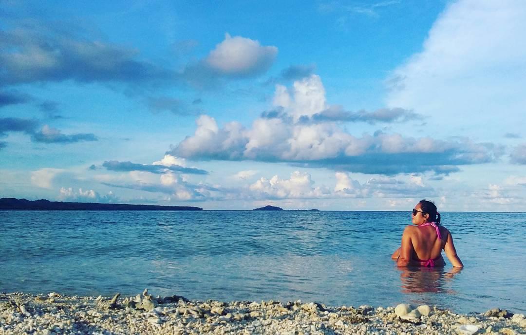 Kecantikan Pulau Bawean Terekspos Rekreasi Alam Wisata Noko Selayar Pantai