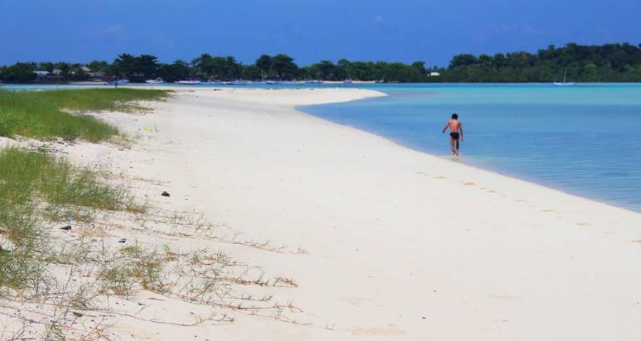 Mengunjungi 7 Tempat Wisata Pulau Bawean Satu Jam Phinemo Pantai