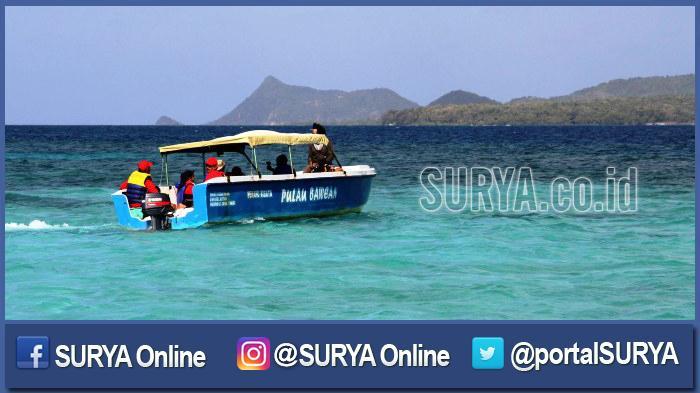 Menilik Indahnya Gili Noko Pulau Eksotis Ujung Bawean Halaman Pantai