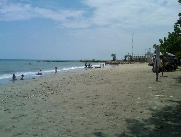Pantai Delegan Gresik Jawa Timur Cektravel Info Mayangkara Kab