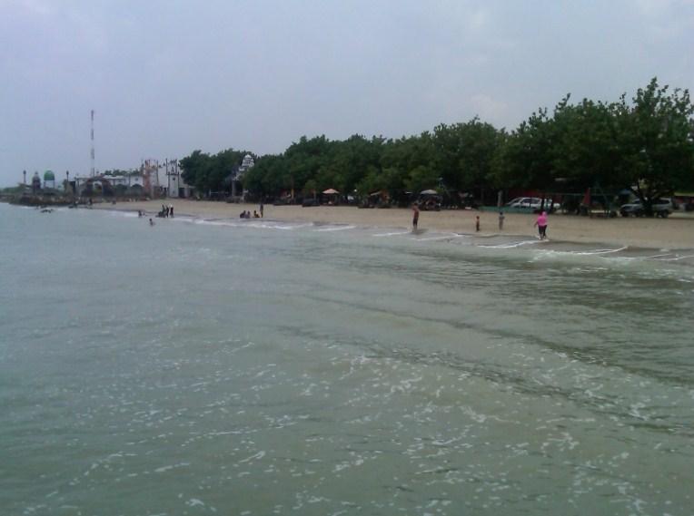 Wisata Pantai Delegan Gresik Cektravel Info Mayangkara Kab