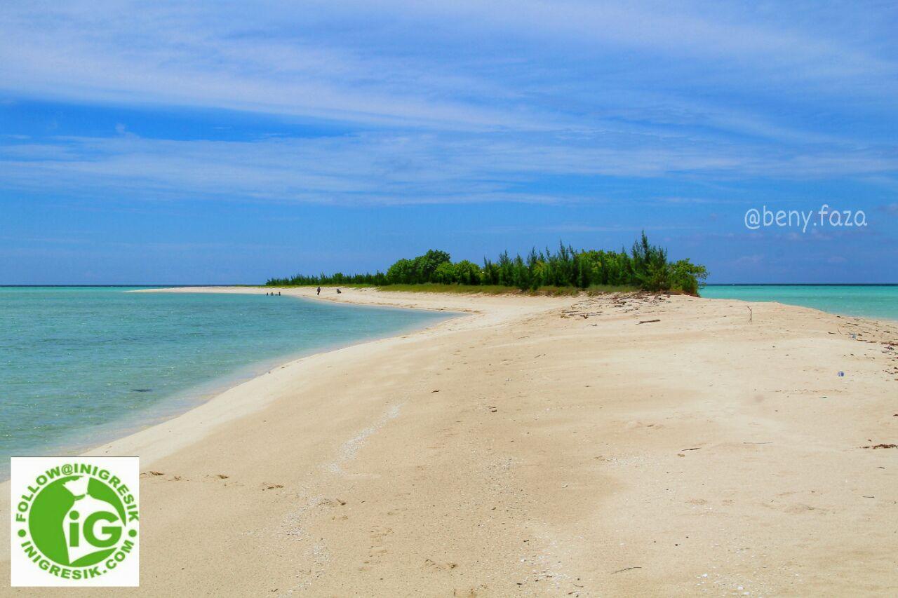 Pulau Gili Noko Surga Bahari Tersembunyi Kabupaten Gresik Apalagi Pantai