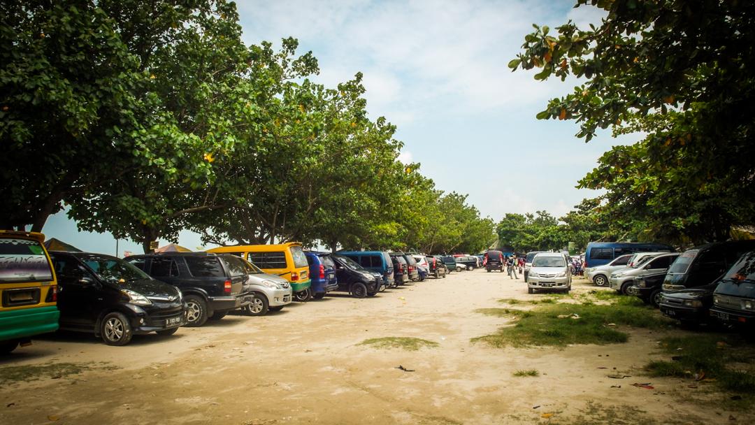 Wisata Kota Gresik Pantai Pasir Putih Dalegan Panceng Ndok Www