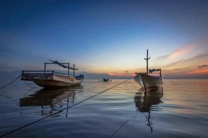 Pulau Bawean Dikunjungi Oleh Kamu Pecinta Pantai Pesona Penangkaran Rusa