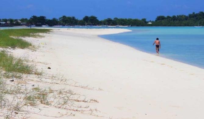 Wisata Pulau Bawean 6 Tempat Wisatanya Terkenal Penangkaran Rusa Kab