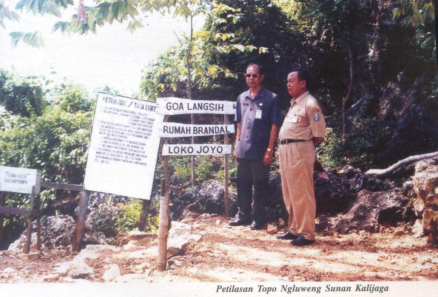 Bukit Surowiti Pusaka Jawatimuran Perkampungan Petilasan Sunan Kalijaga Kab Gresik