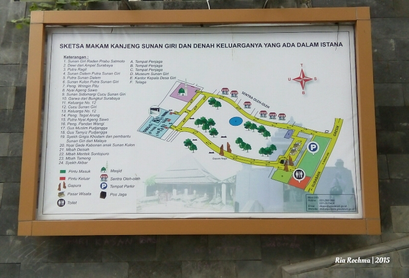 Gresik Liburan Murah Ziarah Makam Sunan Giri Jawa Timur Petilasan