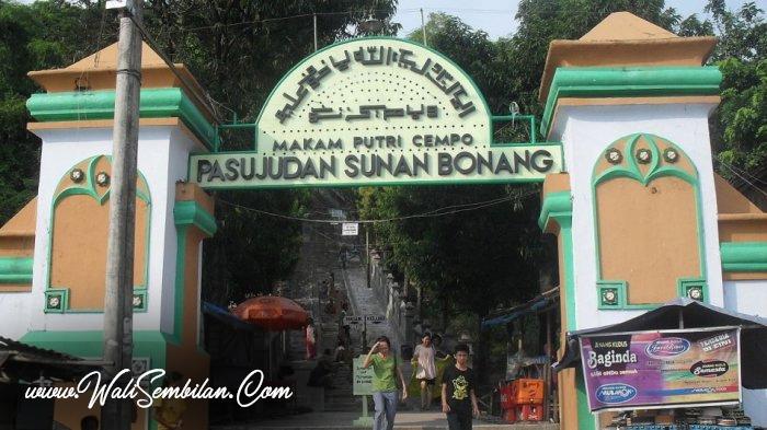 Keberadaan Makam Sunan Bonang Asli Tuban Rembang Bawean Walisembilan Petilasan
