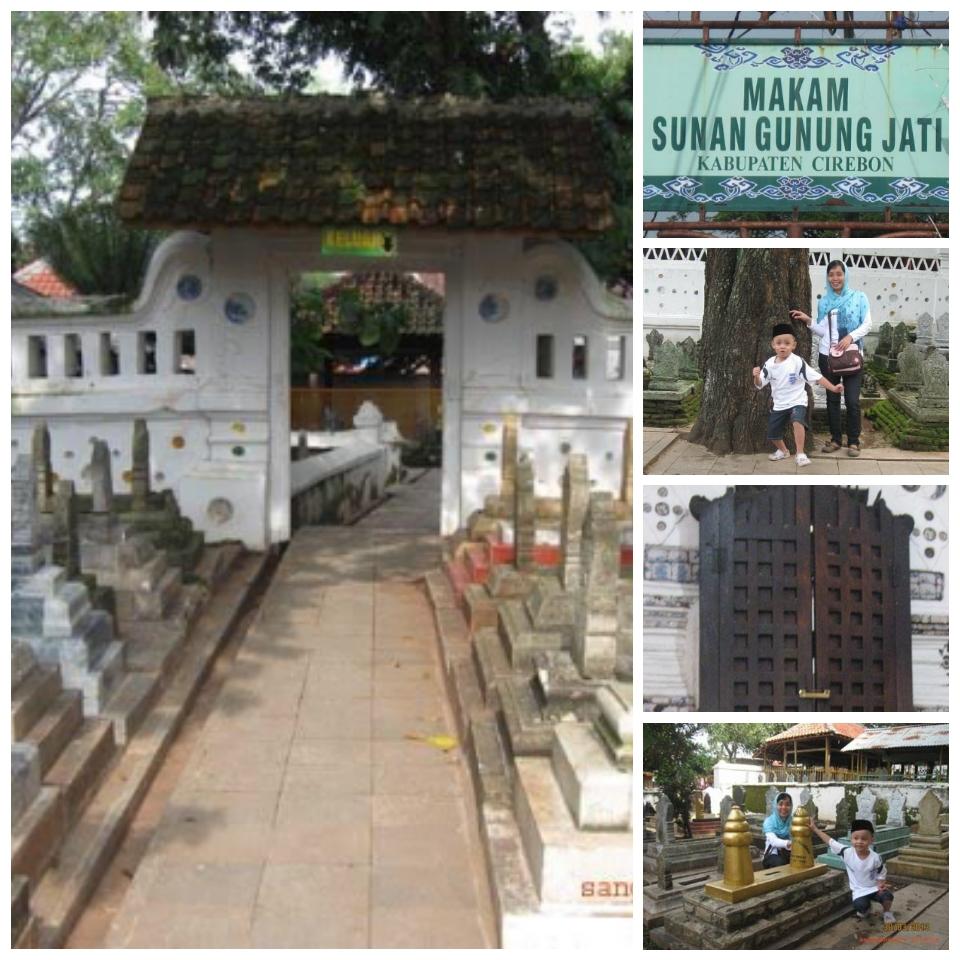 Makam Sunan Gunung Jati Cirebon Detik Indonesia Petilasan Kalijaga Kab