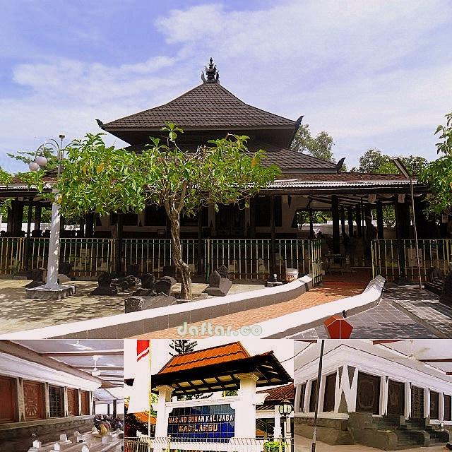 Makam Sunan Kalijaga Kadilangu Daftar Petilasan Kab Gresik