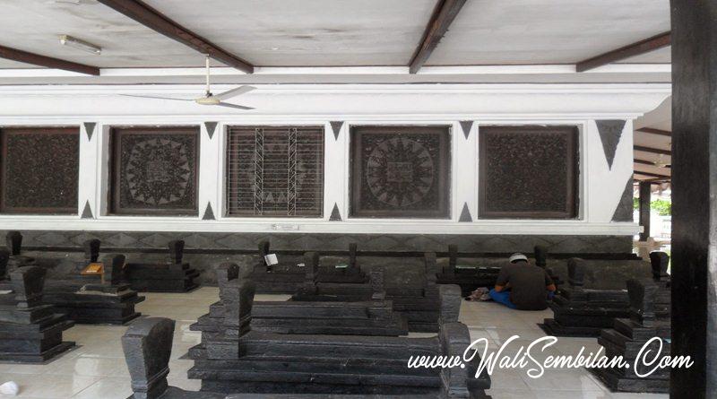 Makam Sunan Kalijaga Lunturkan Kesaktian Pusaka Bertuah Walisembilan Petilasan Kab