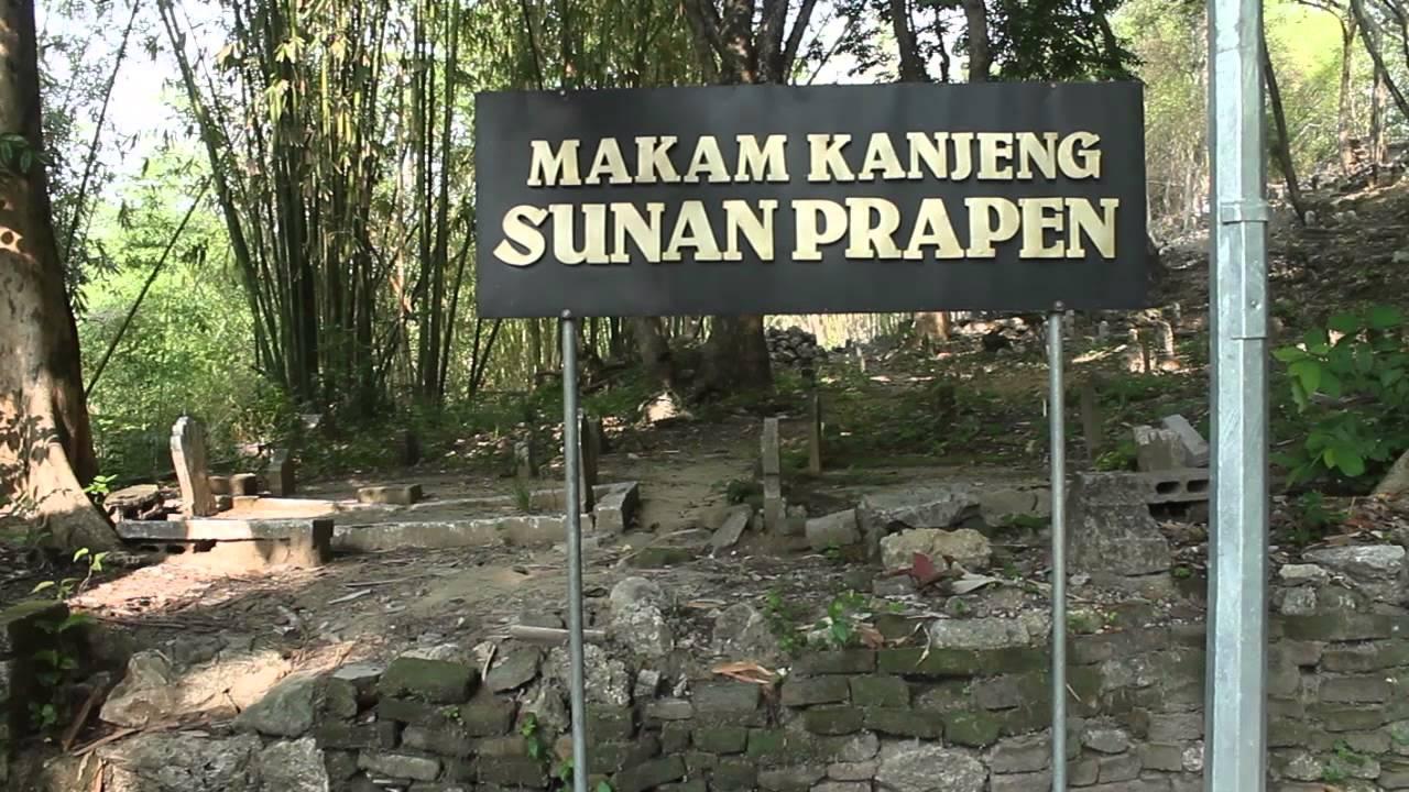 Makam Sunan Prapen Gresik Youtube Petilasan Kalijaga Kab
