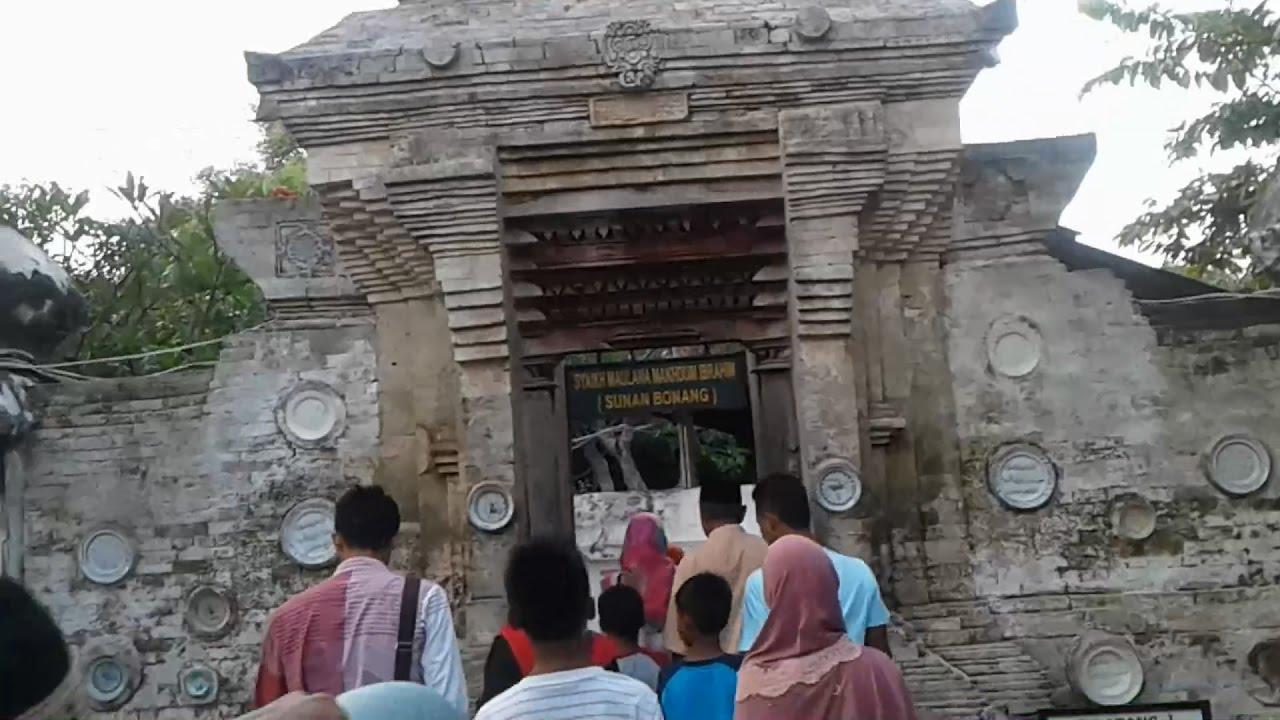 Wisata Religi Perjalanan Menuju Makam Sunan Bonang Tuban Jawa Timur