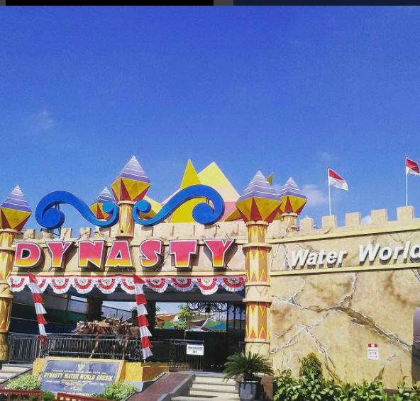 40 Tempat Wisata Gresik Memukau Pengunjung Dynasty Water World Gkb