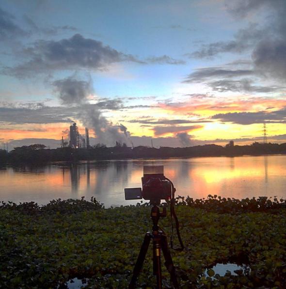 40 Tempat Wisata Gresik Memukau Pengunjung Telaga Ngipik Prasasti Butulan