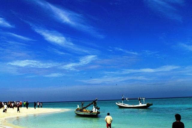 Gresik Noko Selayar Pantai Kuburan Pnjg Rusa Bawean Pulau Kab