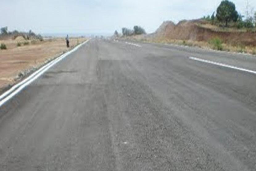 Landasan Bandara Pulau Bawean Diperpanjang Republika Online Kabupaten Gresik Kab