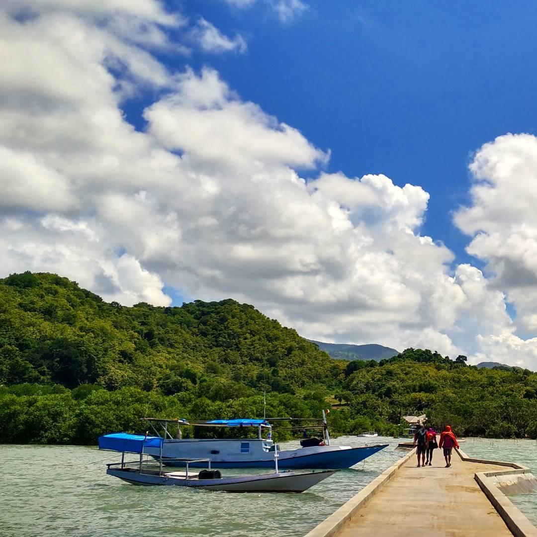Pantai Pulau Gili Bawean Gresik Surga Bahari Tersembunyi Noko Bawean2