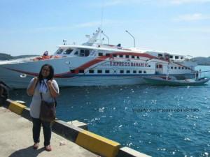 Theda Bucket Blog Archive Menelisik Pulau Bawean Cantik Kapal Express