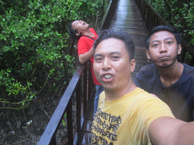 Jalan Jalanku 2017 Ekowisata Mangrove Banyuurip Ujung Pangkah Gresik Pusat
